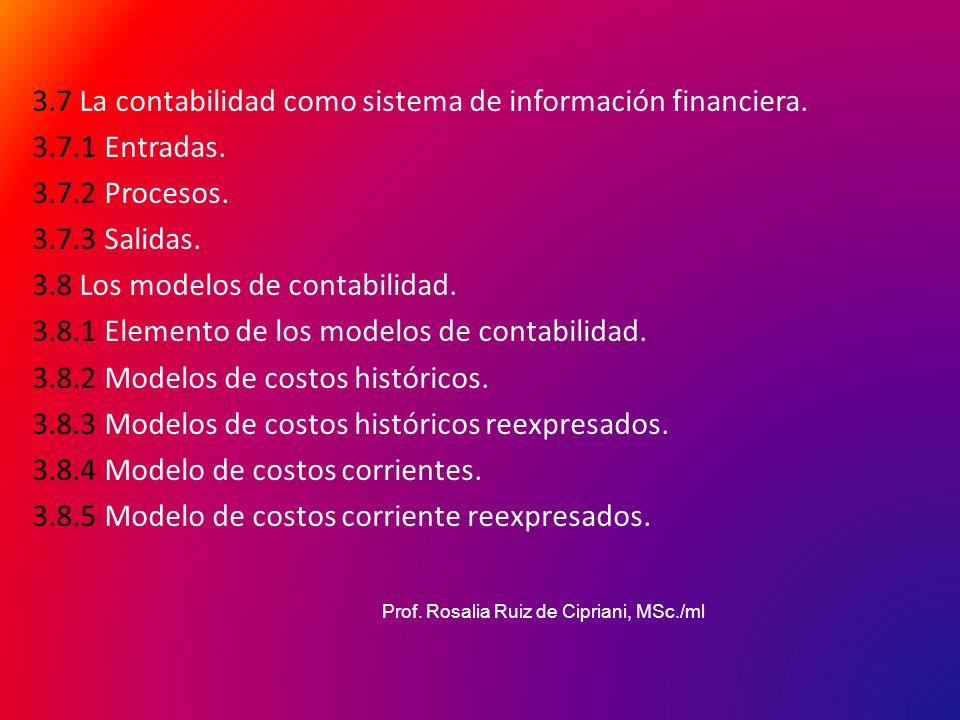 3.LA CONTABILIDAD. 3.1 Concepto. Para José Brito (2012, pág.