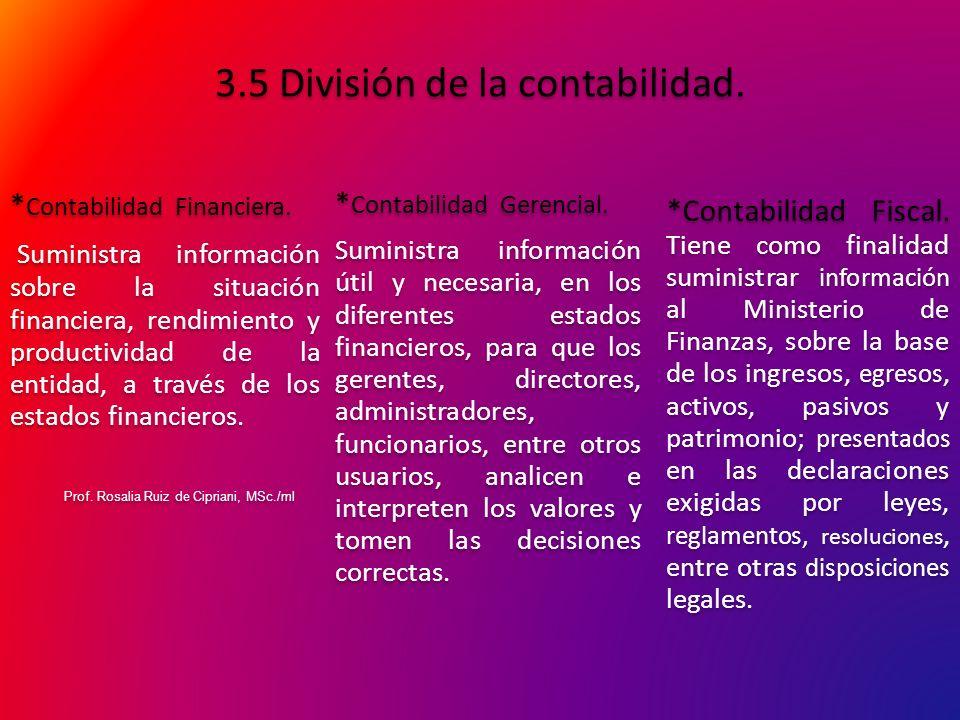 Otra clasificación de la contabilidad según Hernando Díaz.