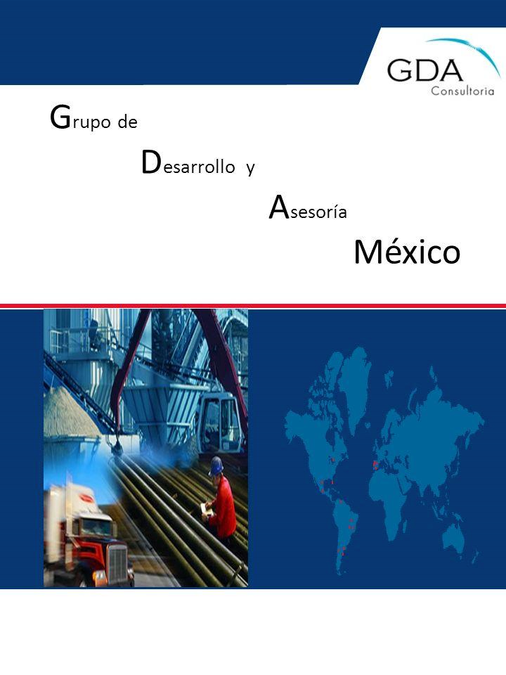 G rupo de D esarrollo y A sesoría México