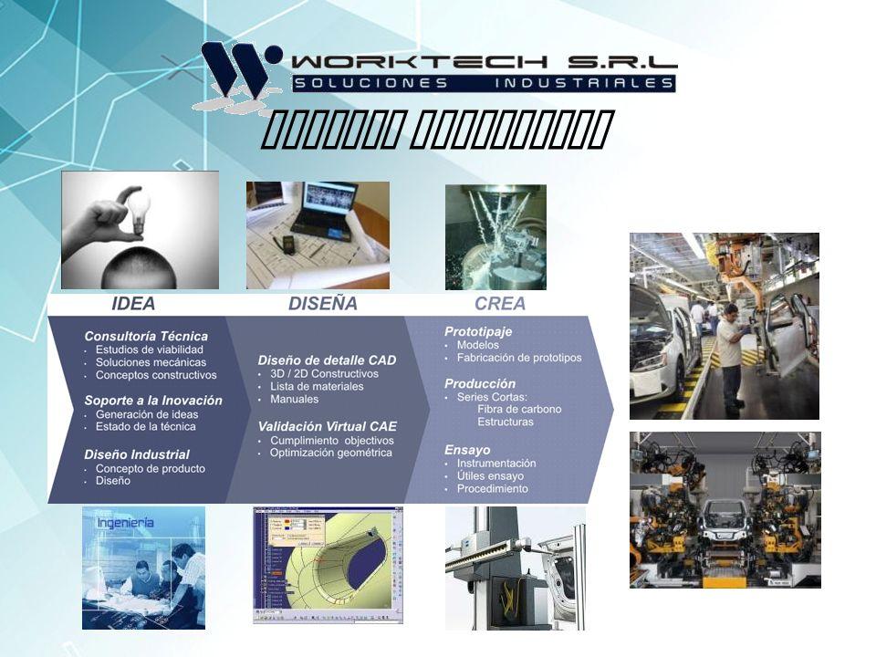 7 EQUIPAMIENTO 1 Centro de mecanizado Haas 2 Tornos paralelos 2 Fresas Universal 1 Sierra sinfín 1 Maquina de soldar Mig-Mag 1 Maquina de medición por coordenadas Carl Zeiss