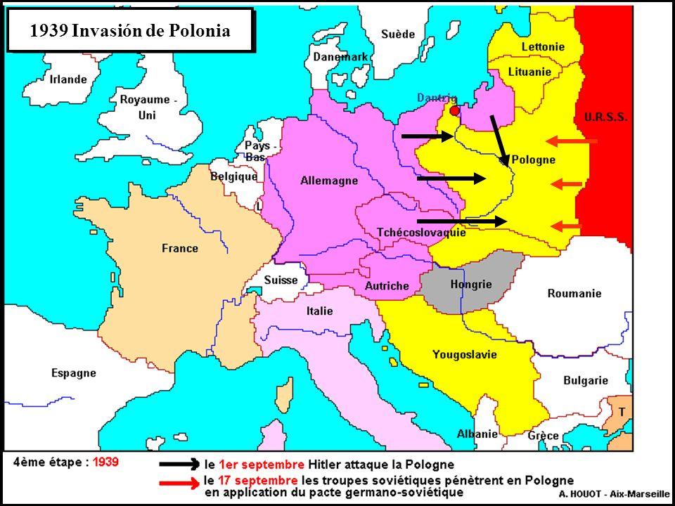 1939 Invasión de Polonia