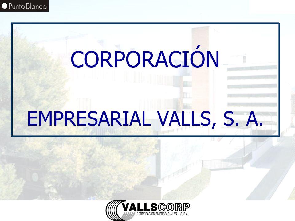 Enero06 CORPORACIÓN EMPRESARIAL VALLS, S. A.