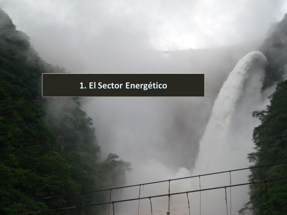 Comisión Nacional de Energía 3 1. El Sector Energético