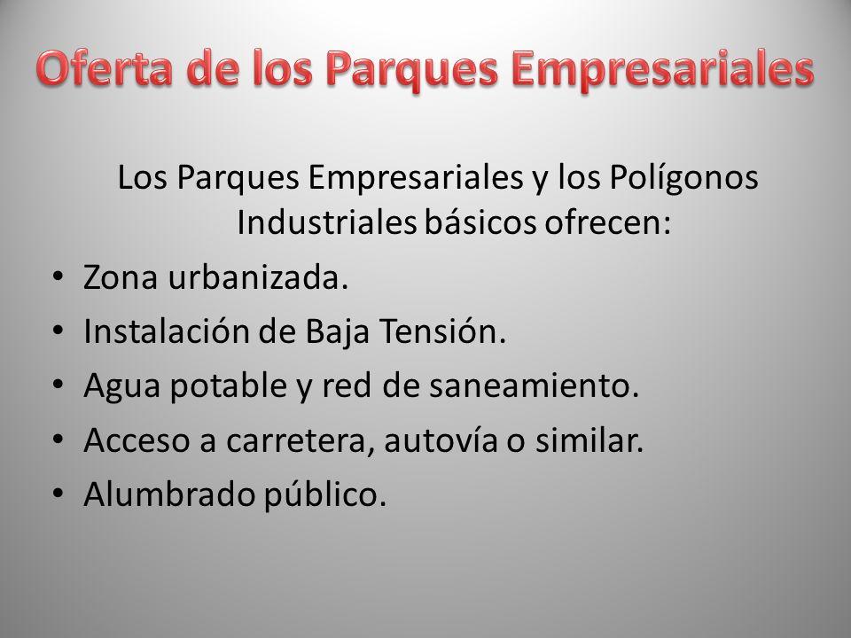 Aparte de lo que ofrecen los parques empresariales y polígonos industriales en general, el P.I.C.A.