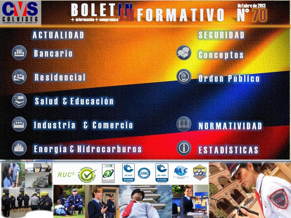 Octubre de 2013 + información + compromiso Octubre de 2013 + información + compromiso