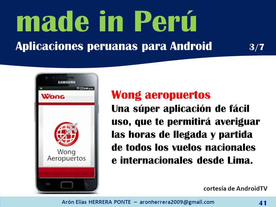 Wong aeropuertos Una súper aplicación de fácil uso, que te permitirá averiguar las horas de llegada y partida de todos los vuelos nacionales e interna