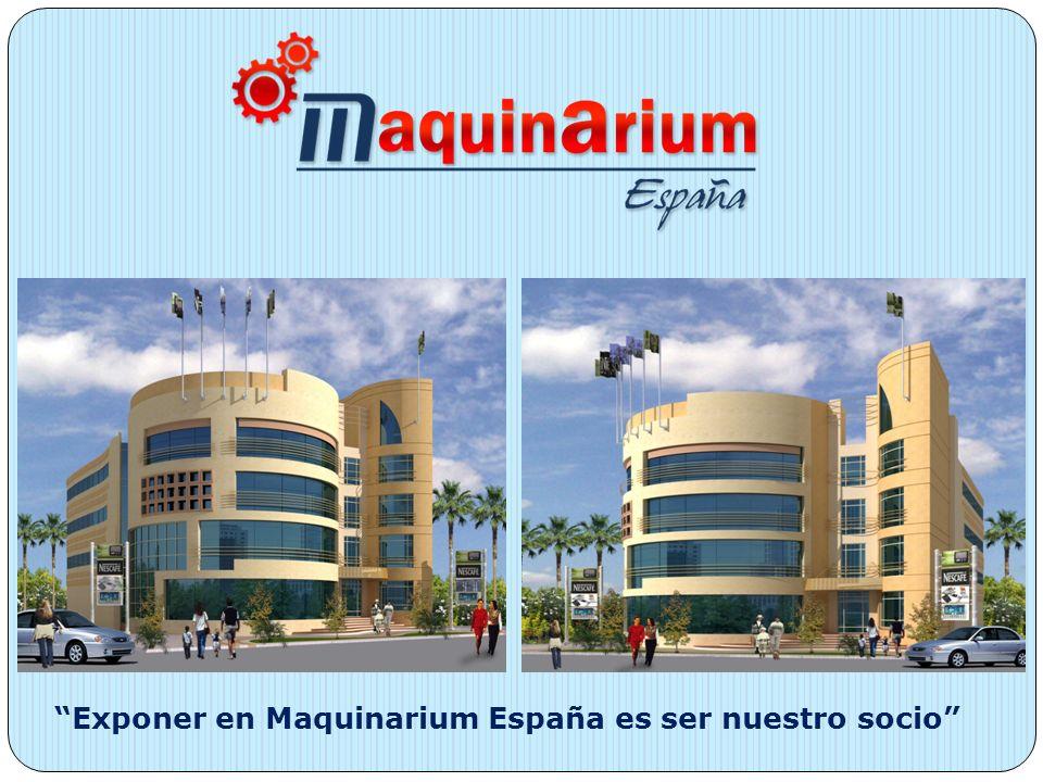 Maquinarium España es una iniciativa del grupo Jacktec (www.jacktec.net) con el fin de crear la primera exposición permanente/showroom de maquinaria procedente de España en Egipto.