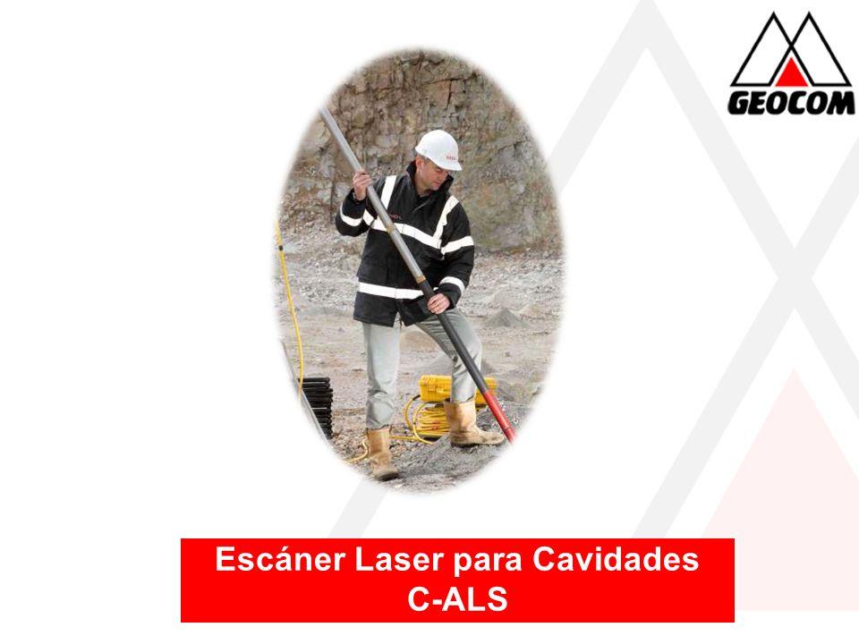 Escáner Laser para Cavidades C-ALS