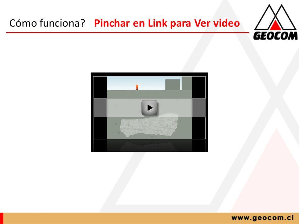 Cómo funciona? Pinchar en Link para Ver video
