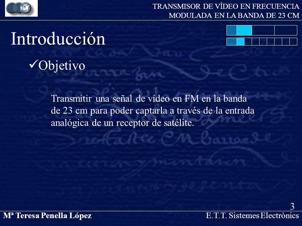 Mª Teresa Penella LópezE.T.T.