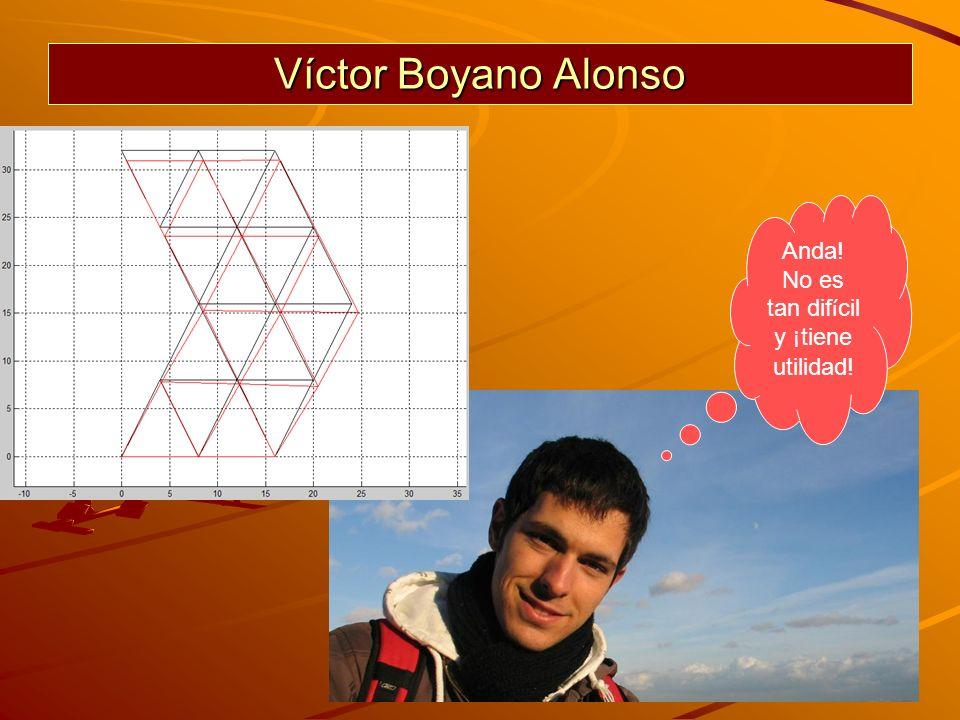 Víctor Boyano Alonso Anda! No es tan dif í cil y ¡ tiene utilidad!