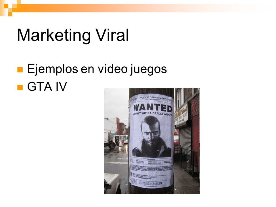 Marketing Viral Ejemplos en video juegos GTA IV