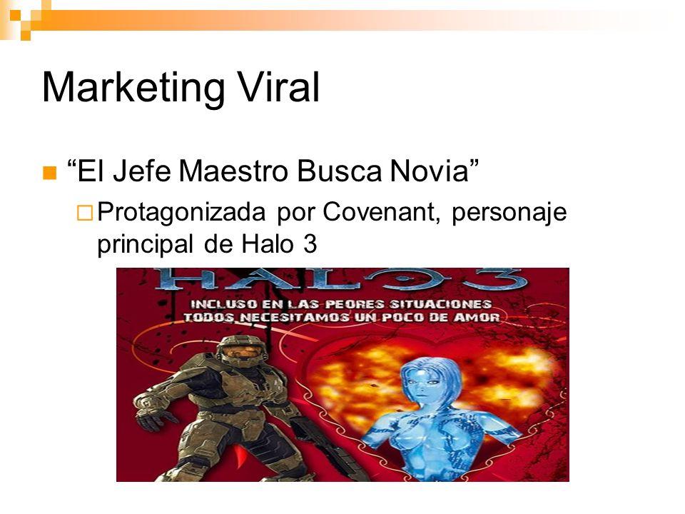 El Jefe Maestro Busca Novia Protagonizada por Covenant, personaje principal de Halo 3