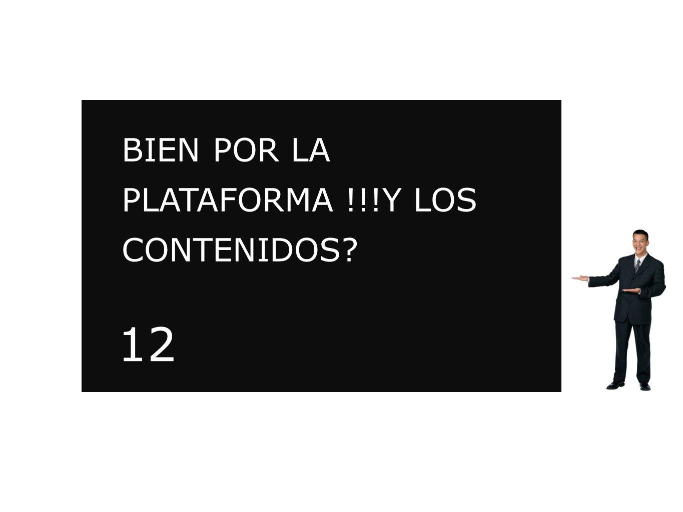 BIEN POR LA PLATAFORMA !!!Y LOS CONTENIDOS? MEDIAPLAY.TV 12