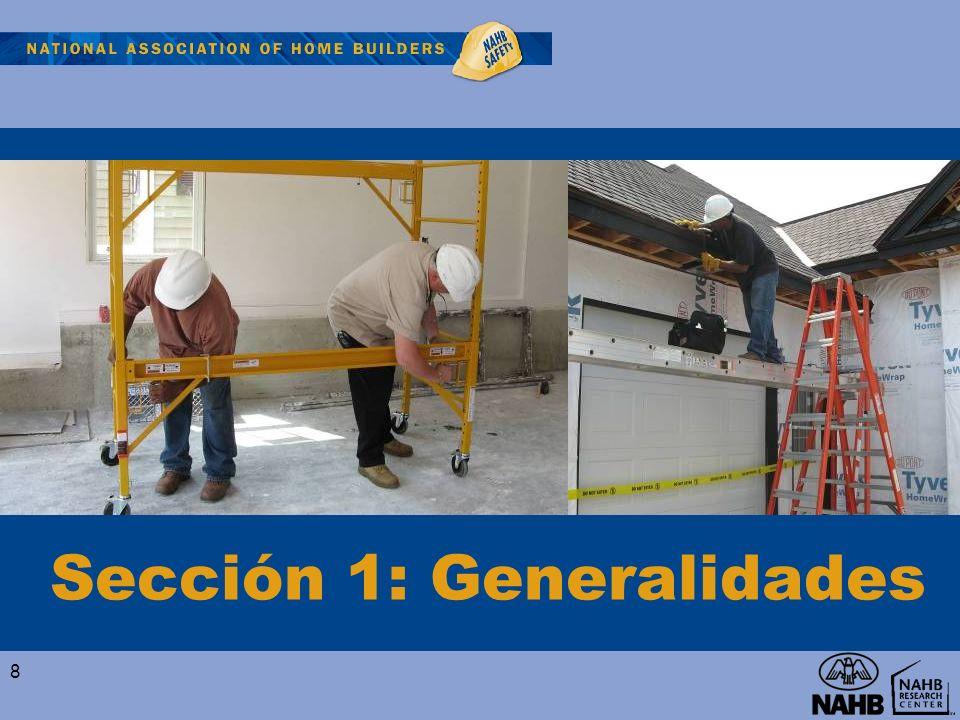 Sección 1: Generalidades 8