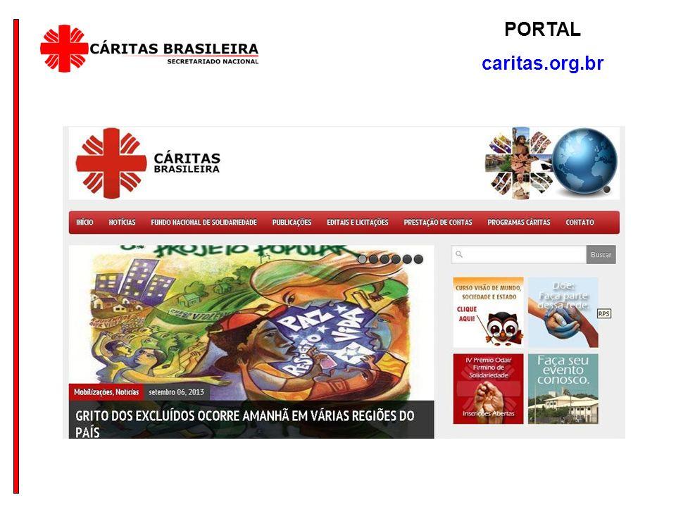 PORTAL caritas.org.br