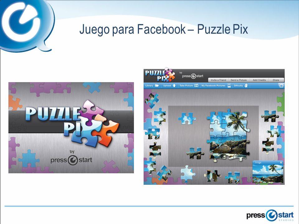 Juego para Facebook – Puzzle Pix