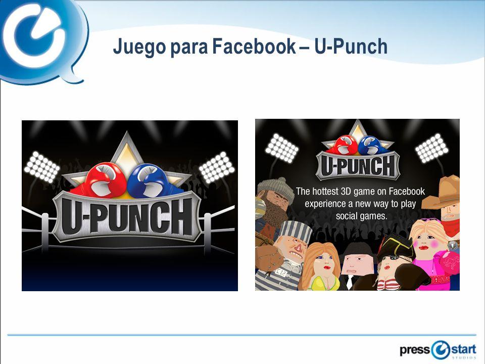 Juego para Facebook – U-Punch