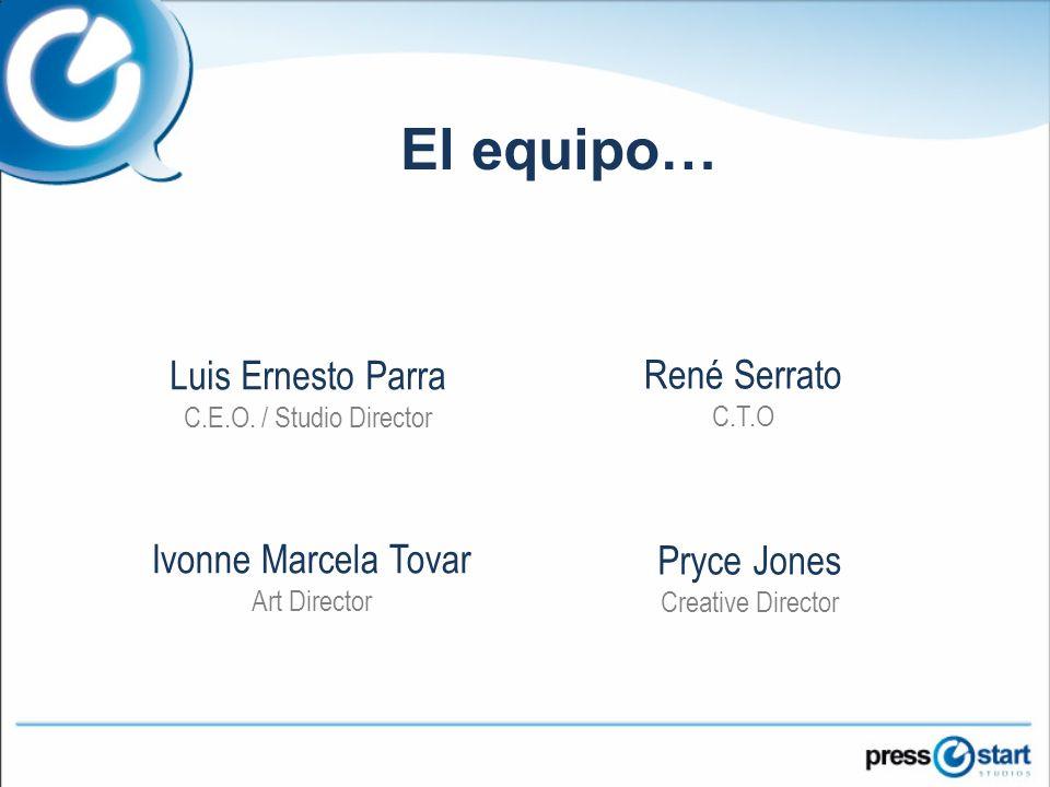 Luis Ernesto Parra C.E.O.