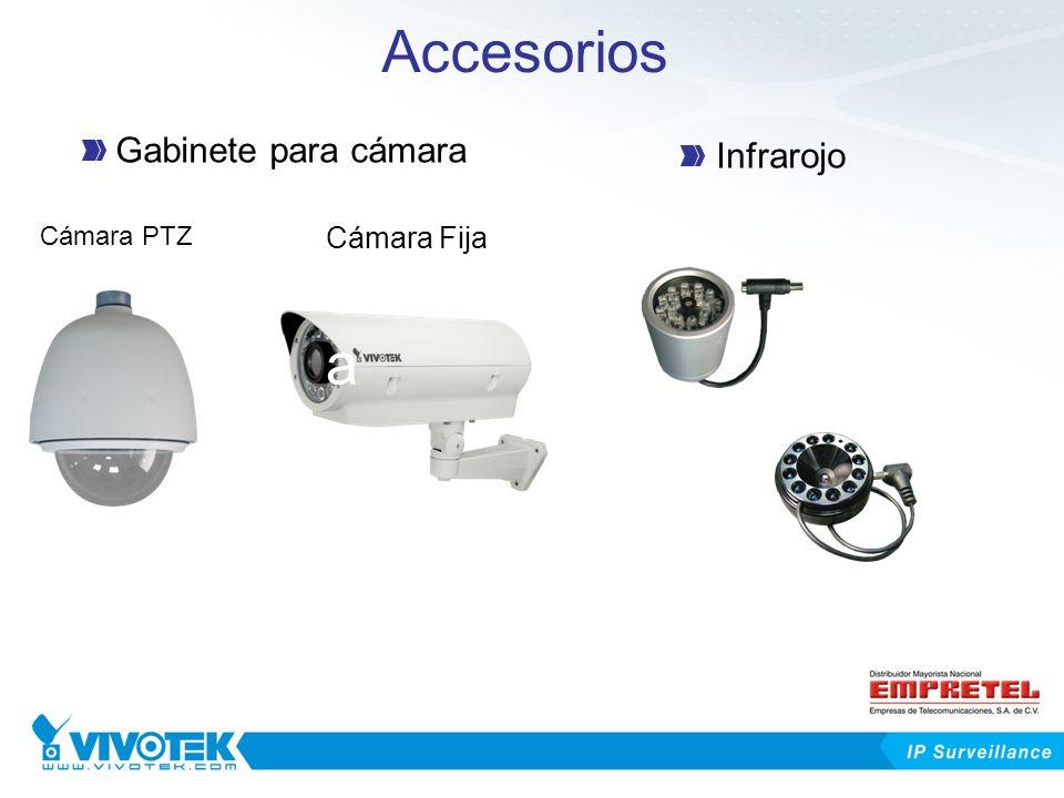Accesorios Gabinete para cámara Infrarojo Cámara PTZ Cámara Fija camer a