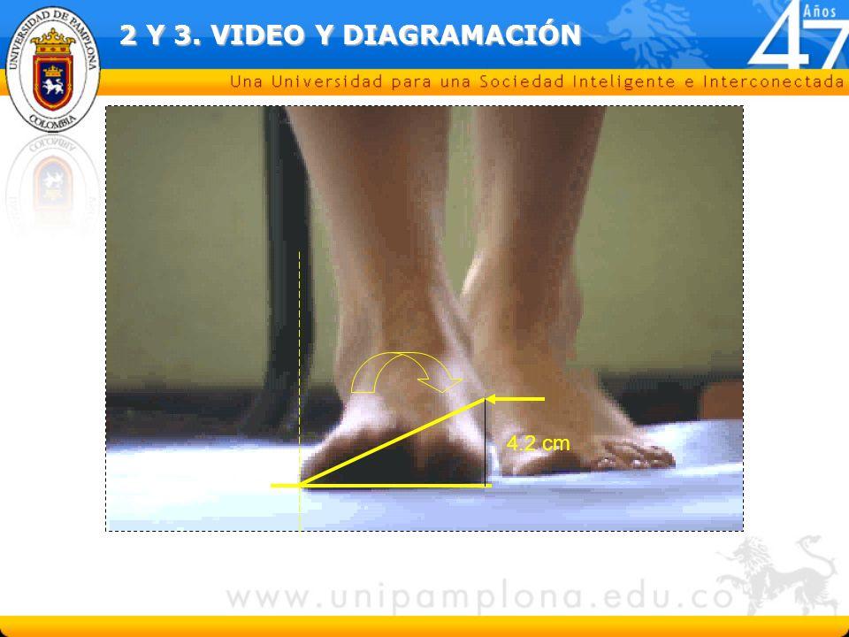 4.2 cm 2 Y 3. VIDEO Y DIAGRAMACIÓN