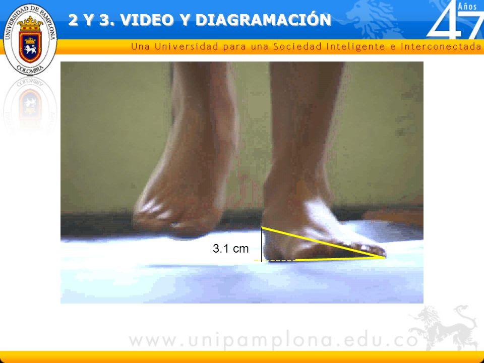 3.1 cm 2 Y 3. VIDEO Y DIAGRAMACIÓN