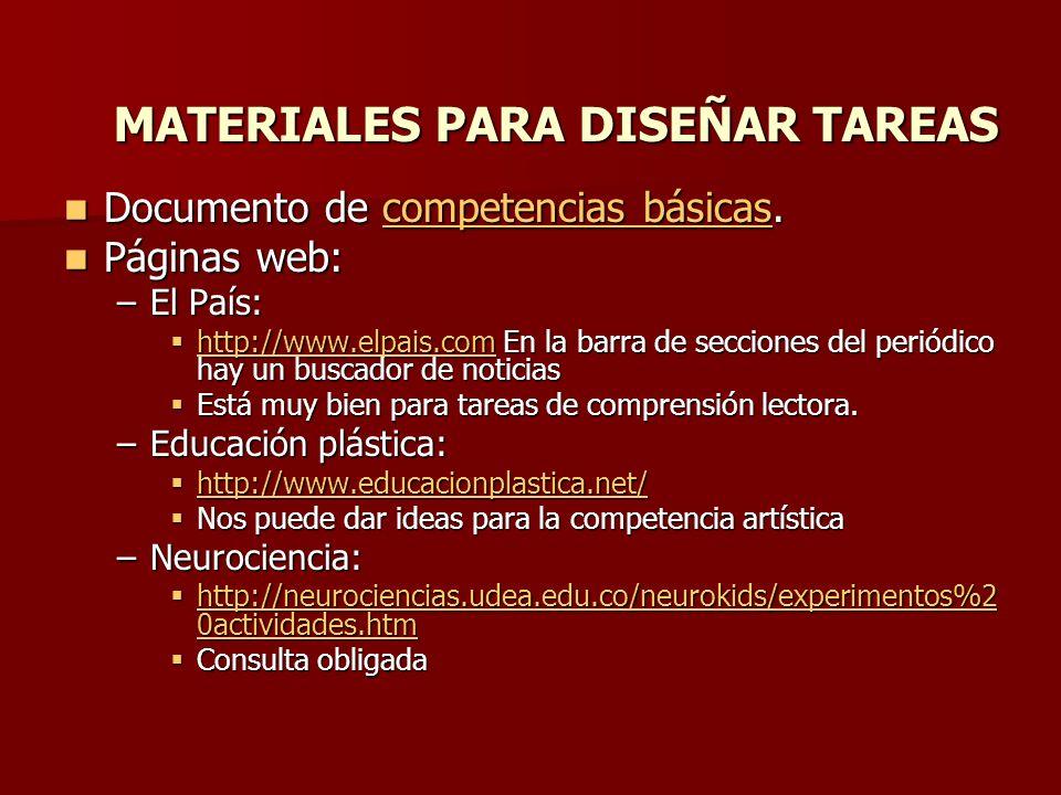 Documento de competencias básicas.
