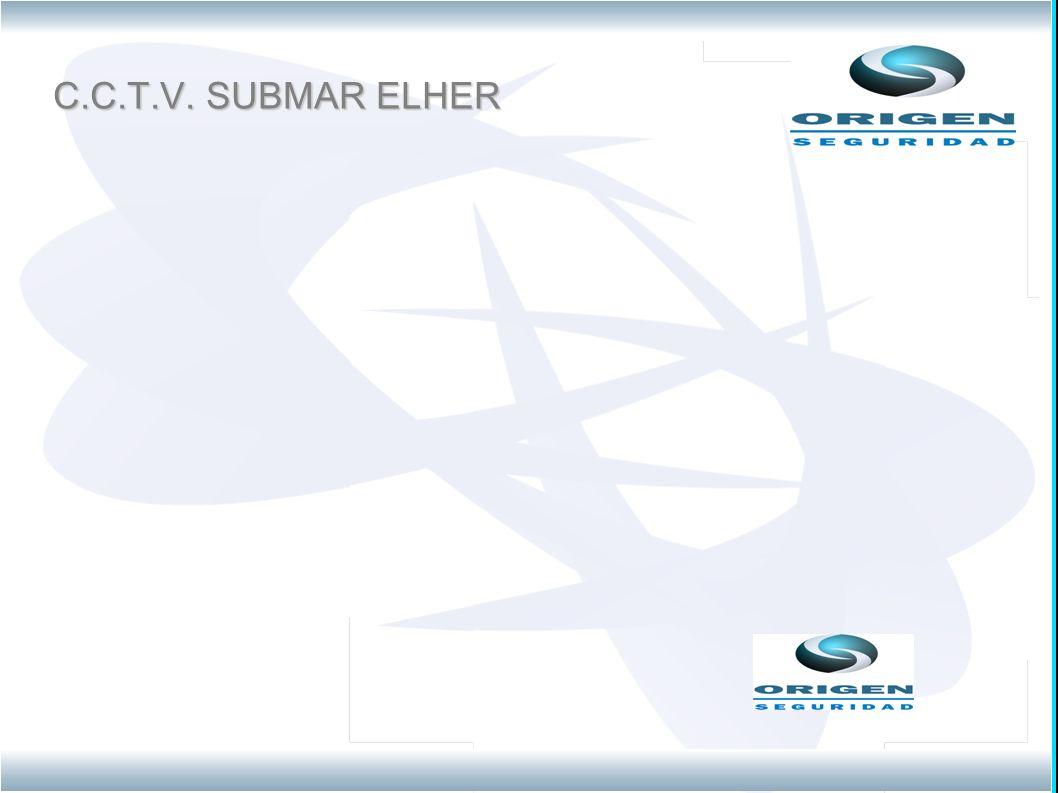 C.C.T.V. SUBMAR ELHER