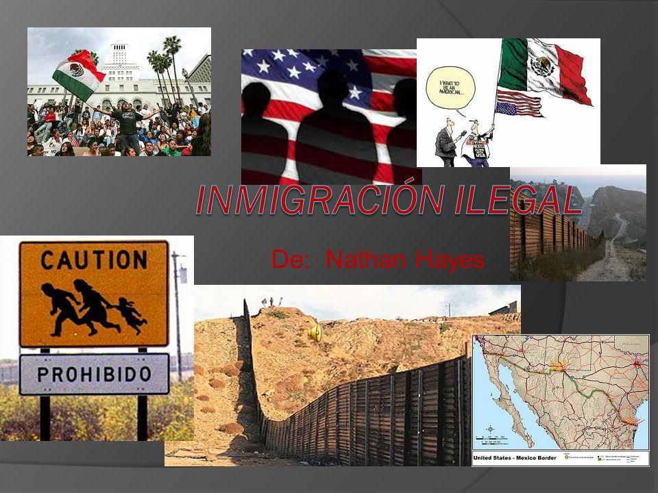 Conclusión Nosotros siempre tendremos algunas formas de inmigracióm ilegal.