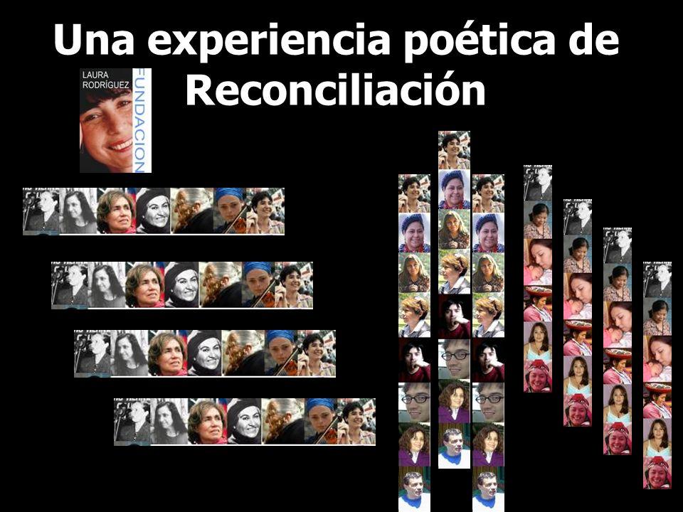 Esta experiencia fue realizada por primera vez, con motivo del 16 aniversario de la Fundación Laura Rodríguez, en el Instituto Chileno Alemán Goethe.
