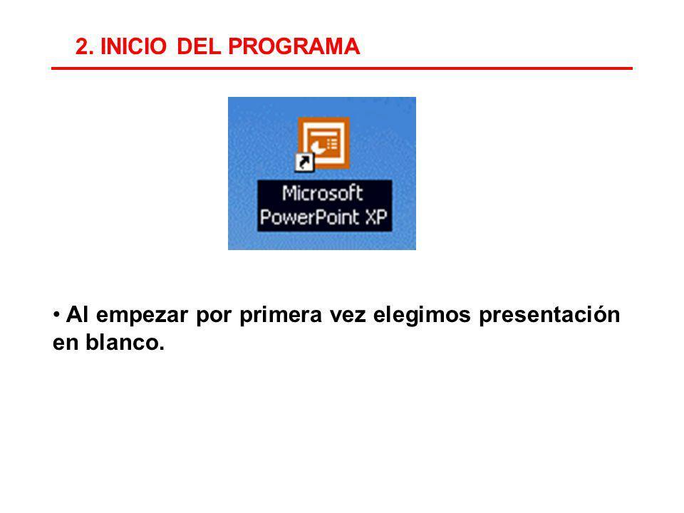 1.1 Elementos que componen una presentación Diapositivas o transparencias (slides): son las páginas de la presentación. Clasificador de diapositivas (