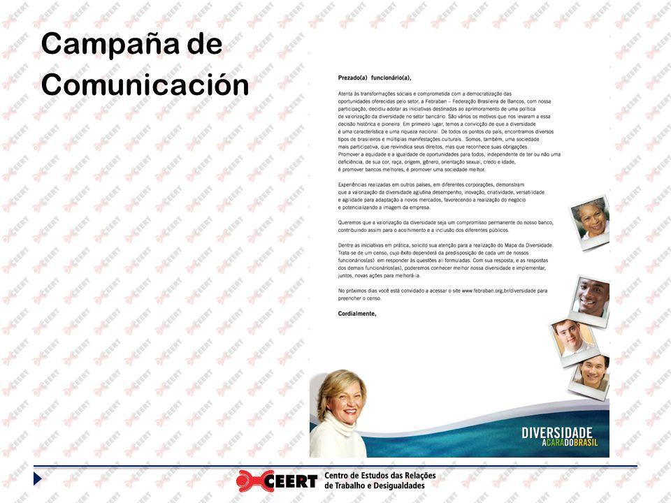 Campaña de Comunicación