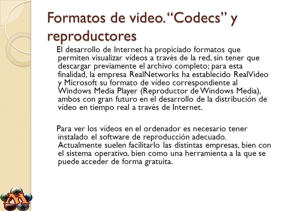 Sindicación y suscripción de video.