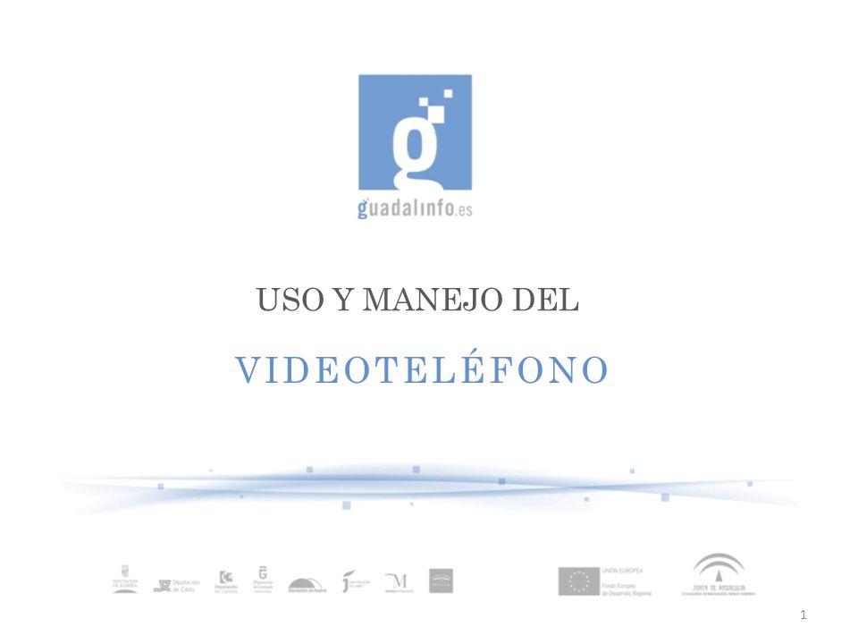 USO Y MANEJO DEL VIDEOTELÉFONO 1