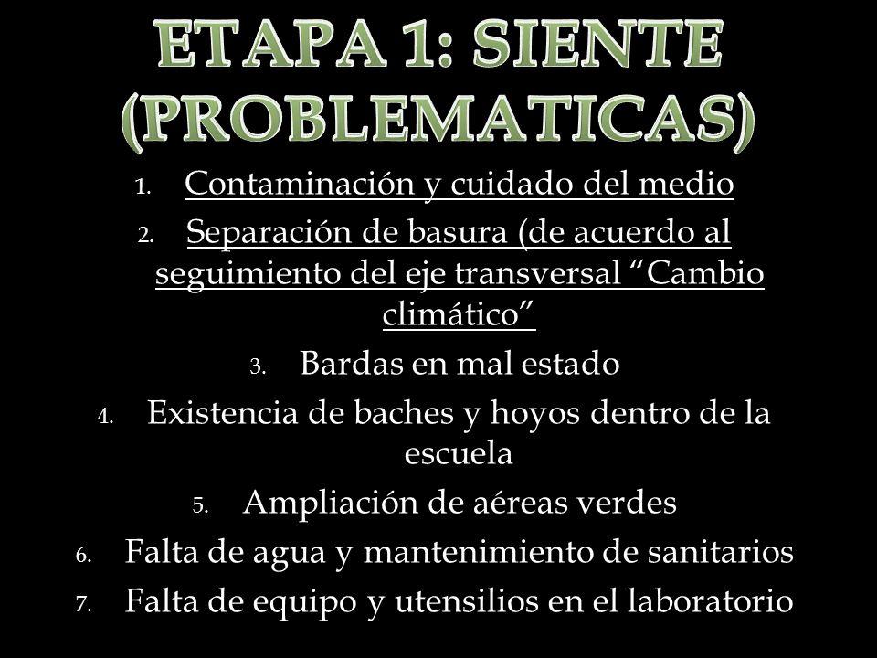 SOLUCIONES Y METAS ESPECIFICAS Elaboración de investigación de los siguientes temas en forma de monografía (trabajo transversal con la asignatura de español): 1.