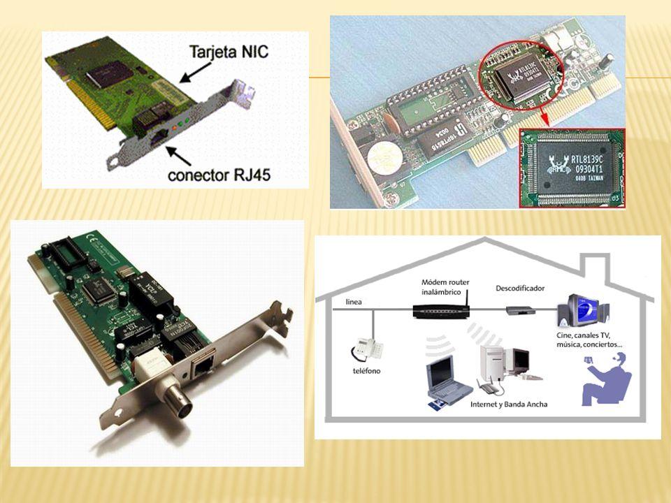 la información que reside en la memoria o en el disco duro pasa a la tarjeta en forma de tramas.informaciónla memoria disco duro Formación de paquetes, agrupar los datos de una forma entendible y transportable.
