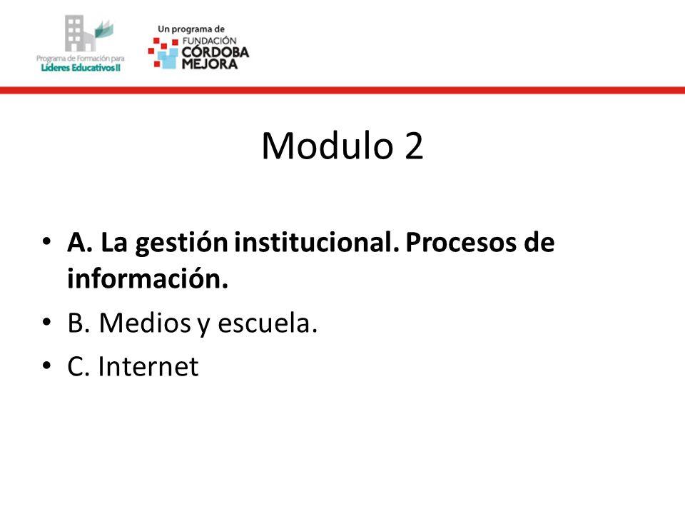Modulo 3 A. Nativos Digitales. B. Redes Sociales. C. Crisis de Comunicación