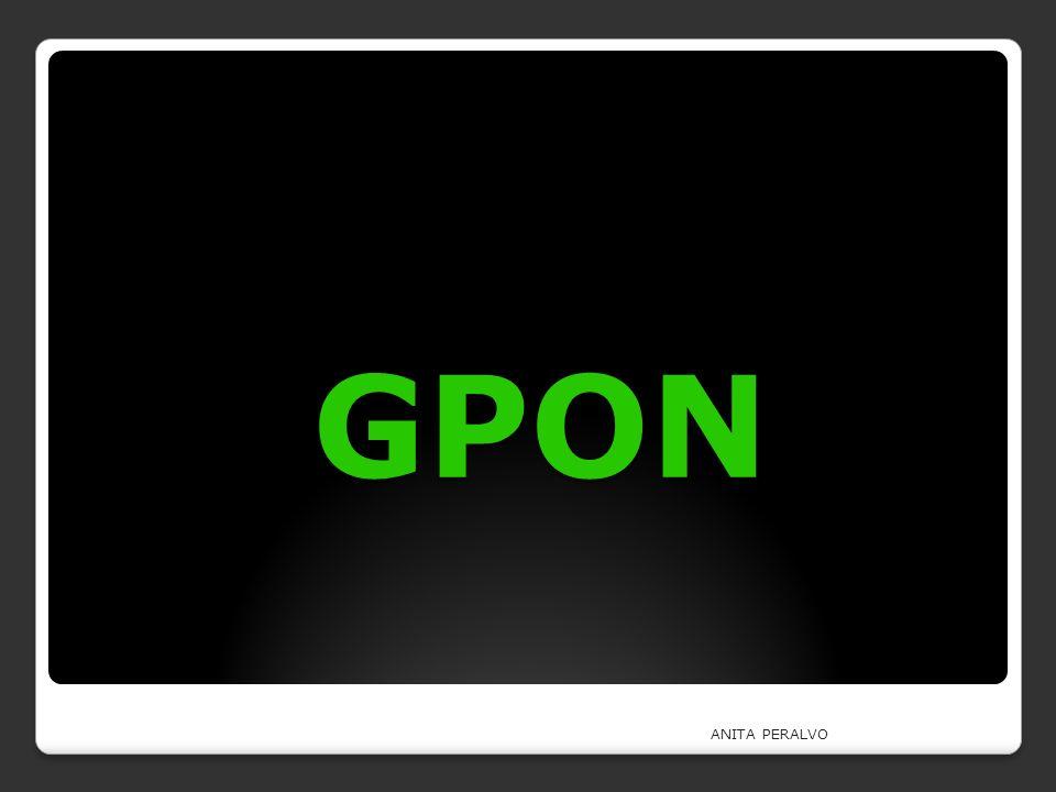 GPON (Red Óptica Pasiva con capacidad en Gigabit) es una tecnología que permite una convergencia total de los servicios de telecomunicaciones sobre una única infraestructura de red basada en IP.