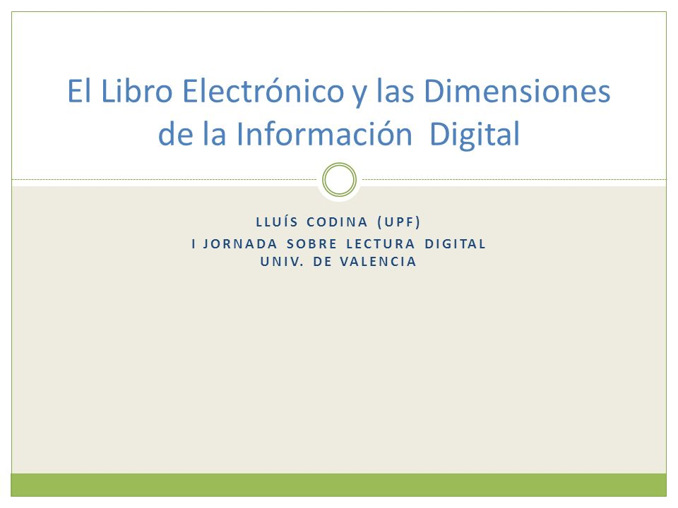 Problemas Abril 2013 El Libro Electrónico - L.