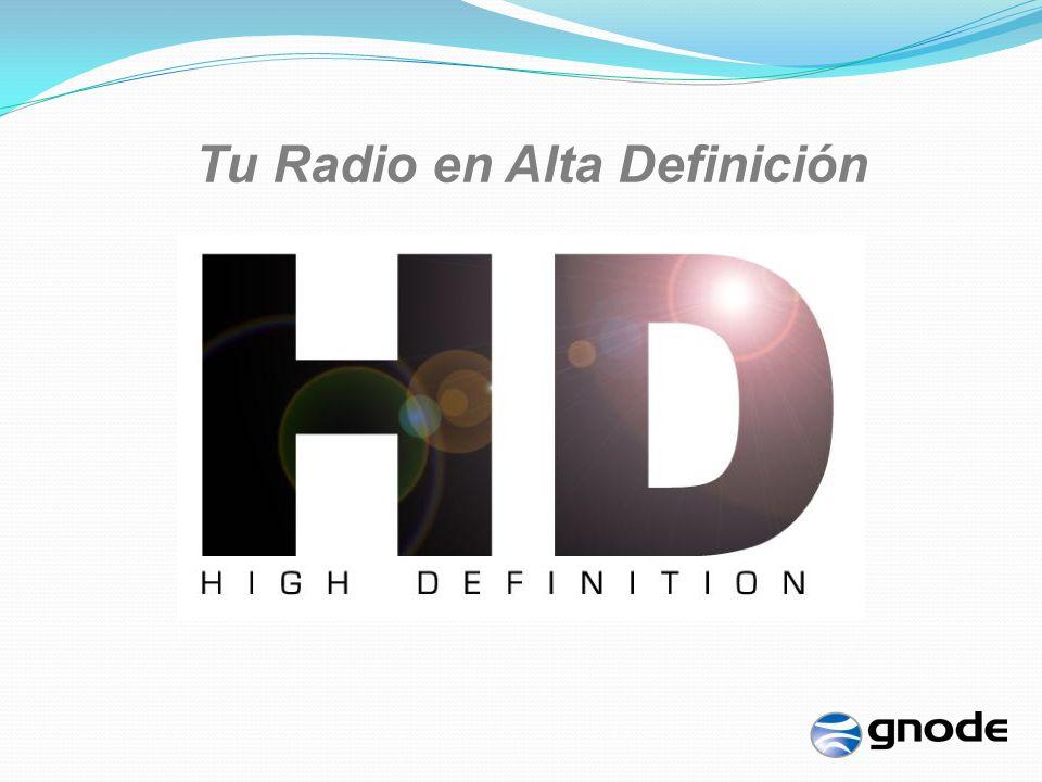 Tu Radio en Alta Definición