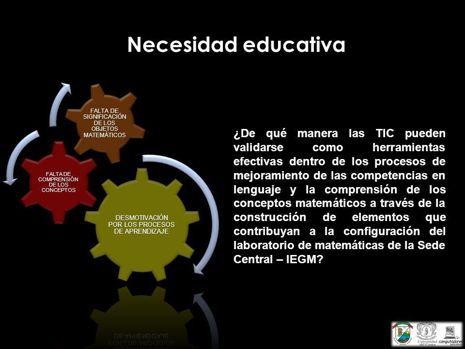 ¿De qué manera las TIC pueden validarse como herramientas efectivas dentro de los procesos de mejoramiento de las competencias en lenguaje y la compre