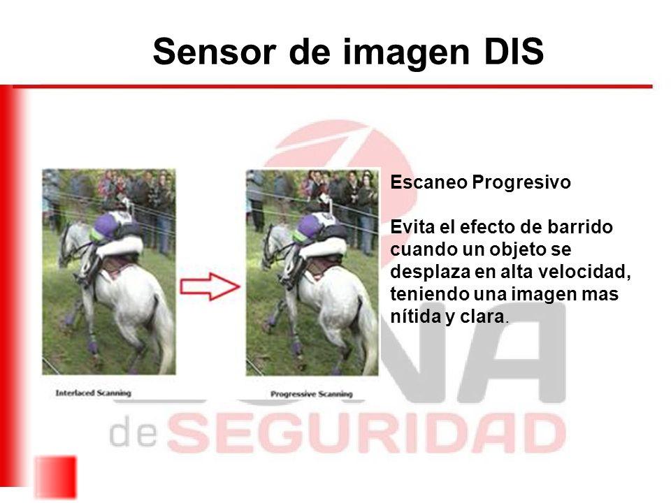 Sensor de imagen: 1/3 CMOS de barrido progresivo Sistema de señal: PAL / NTSC Min..