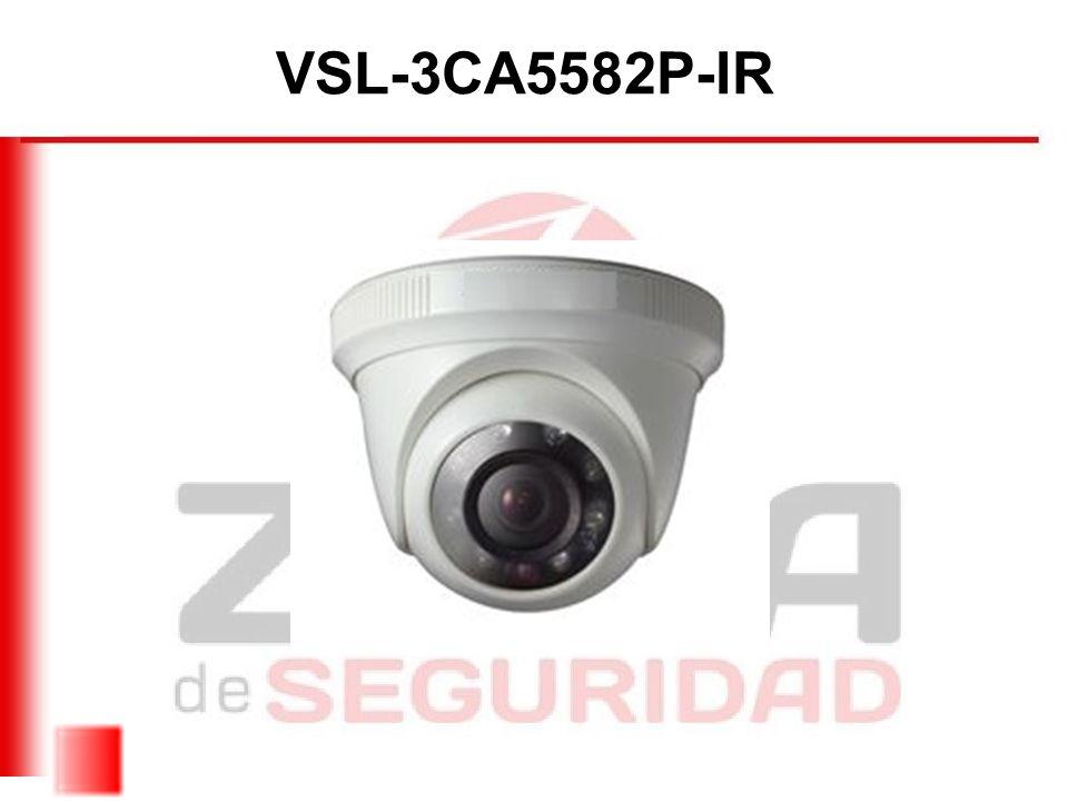 Sensor de imagen: 1/3 DIS Resolución horizontal: 600TVL Sistema de señal: PAL / NTSC Min..