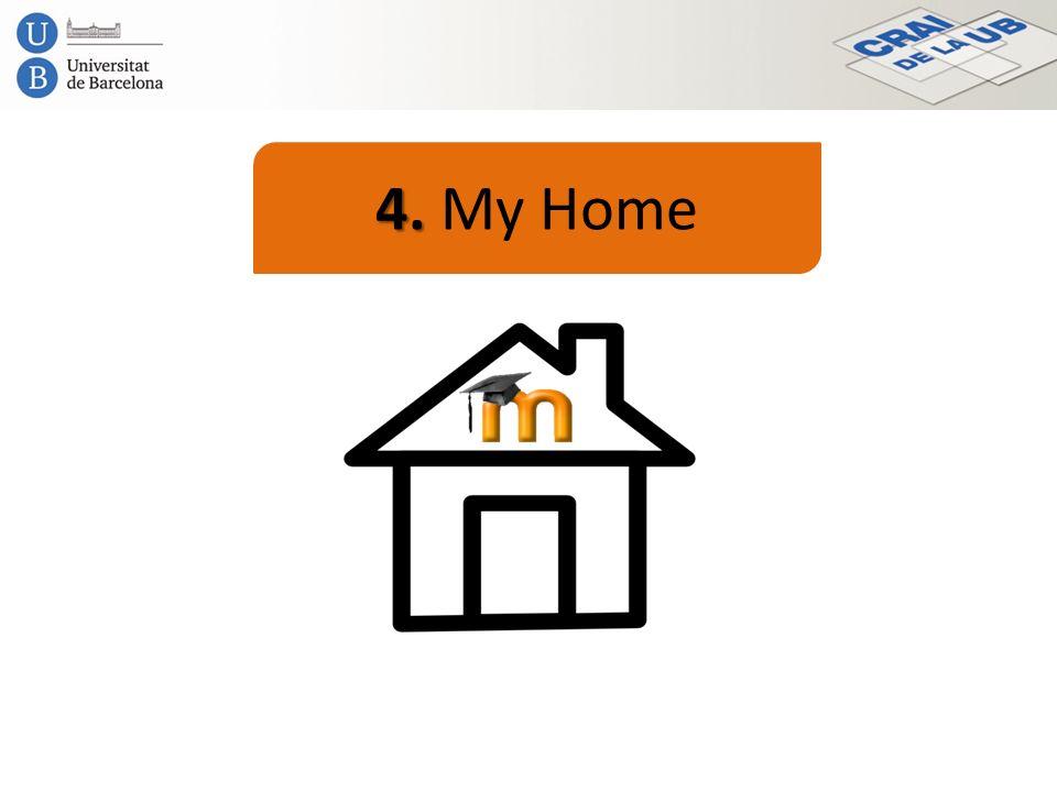 4. 4. My Home