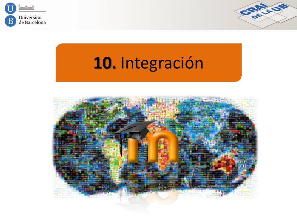 10. 10. Integración
