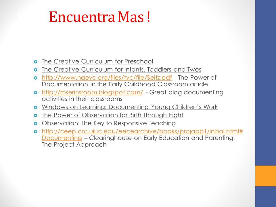 Find Encuentra Mas ! more!
