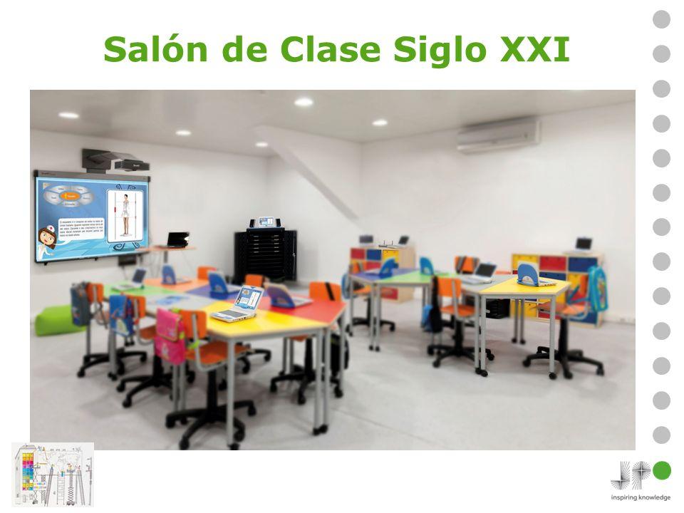 Salón de Clase Siglo XXI