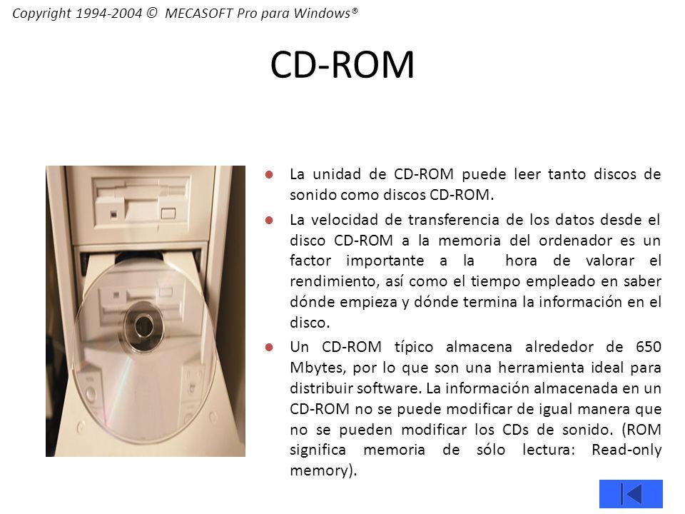 Las funciones de una unidad de disco flexible son similares a las de un disco duro.