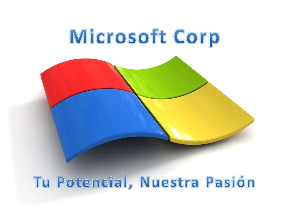 Microsoft Corporation es una empresa multinacional estadounidense,multinacional fundada en 1975 por Bill Gates y Paul Allen.