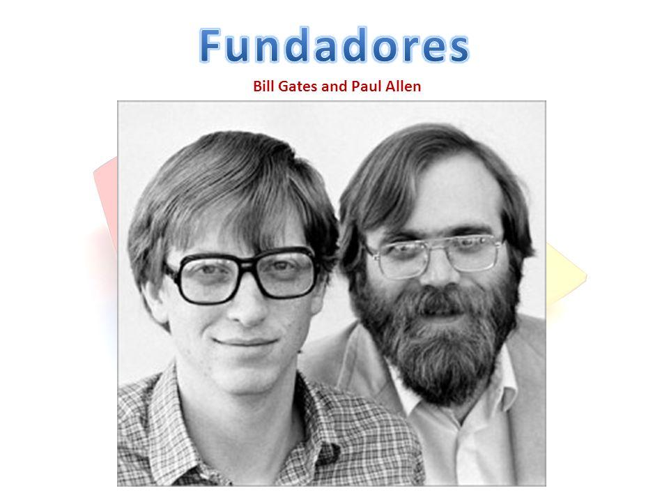 Bill Gates and Paul Allen